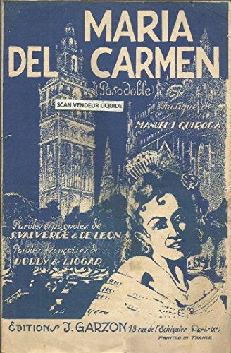 Marie Del Carmen - Paso Doble