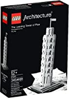 LEGO Architecture☆ The Leaning ピザの斜塔  並行輸入品