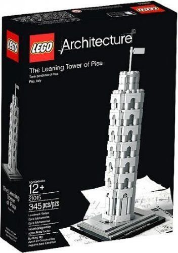 LEGO Architecture 21015: The Leaning Tower of Pisa by LEGO (English Manual)
