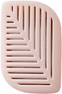 La boîte fraîche d'air de réfrigérateur de forme de feuille désodorise l'assainisseur d'absorbeur élimine l'odeur d'odeurs