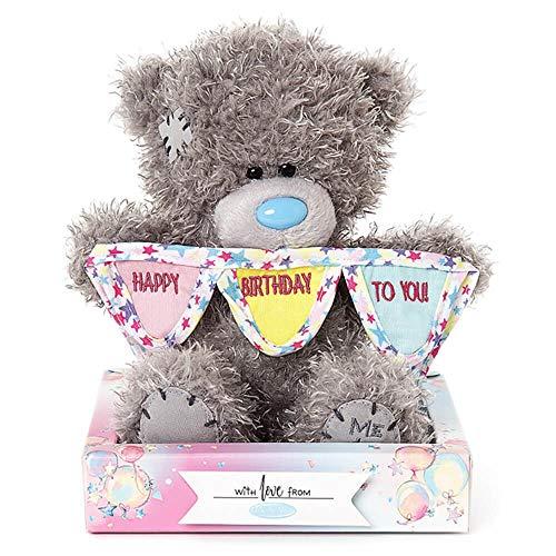 Me to You Me to You Happy Birthday Bunting Tatty Teddy Bear