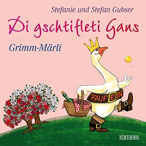 Grimm-Märli audiobook cover art