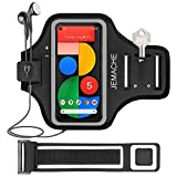 Pixel 5/4a/4/3a/3/2 Armband, TUPSKY Water Resistant Gym
