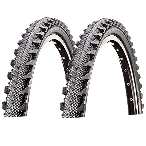 Raleigh CST T1303 Offroad 26' x 1.95 Mountain Bike Tyres (Pair)