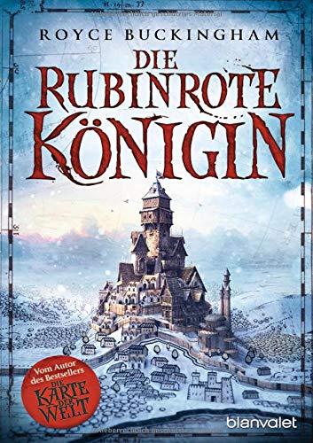 Die rubinrote Königin: Roman (Mapper, Band 3)