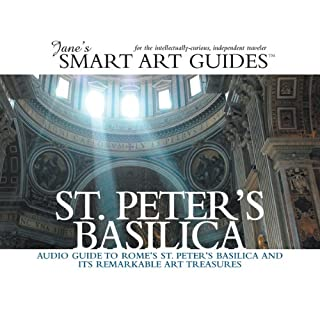 St. Peter's Basilica, Rome audiobook cover art