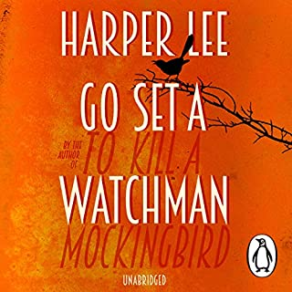 Go Set a Watchman cover art