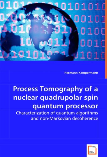 Process Tomography of a Nuclear Quadrupolar Spin Quantum Processor
