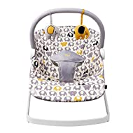 BabaBing! | Float | Baby Bouncer | Nellie Elephant Print