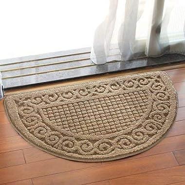 TAOYUNZI Preferred Products - Indoor/Outdoor Welcome Door Mat   48×78Cm   Non Slip Heavy Duty Front Entrance Door Mat Rug, Ou