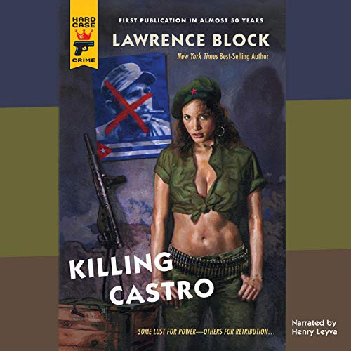 Killing Castro cover art