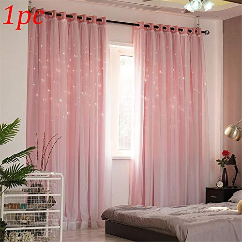 Princesa Stars Curtains, Elegant Voile...