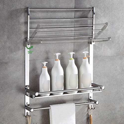 ZWJ 7mm glazen badkamer plank rechthoekige douche Caddy Organizer zilver SUS 304 roestvrij staal wandhouder schroevenbevestiging accessoires IKEA