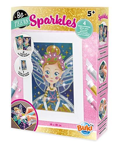 Buki France- Be Teens Sparkles - Hadas, Color (Dp103)