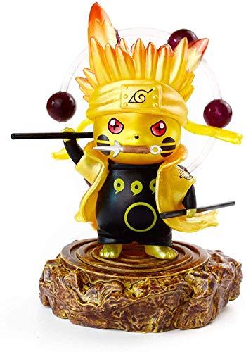 YYBarbAnn Pikachu Action Figure Cos…
