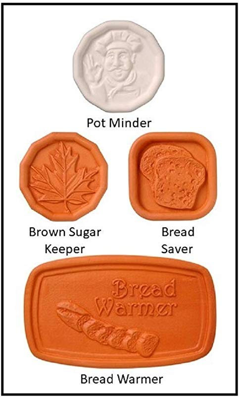 Brown Sugar Keeper Bread Saver Pot Minder Bread Warmer Assorted Cook S Helper Collection By Furnish My Homestead The Perfect Hostess Gift Or Party Favors For Lunch Or Afternoon Tea Guests