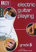 RGT - Electric Guitar Playing Grade 5
