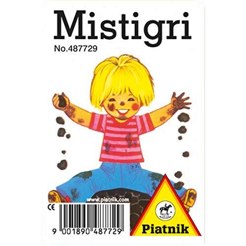 Preisvergleich Produktbild Piatnik 4277 - Kartenspiel Schwarzer Peter - Neue Kinderbilder