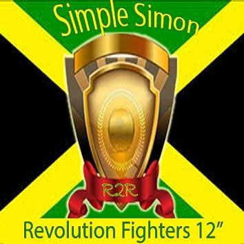 "Revolution Fighters 12"""