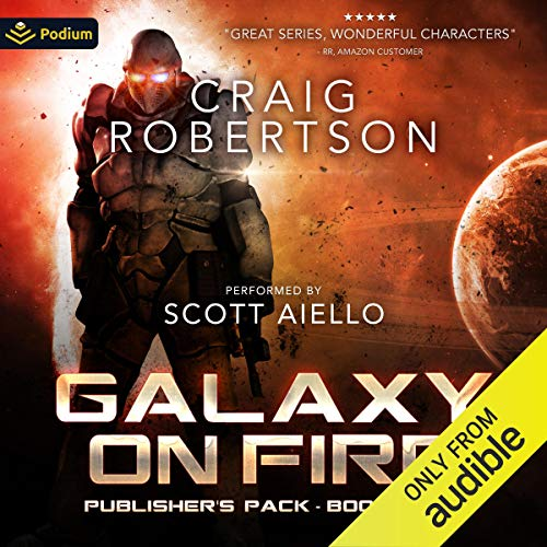 Galaxy on Fire: Publisher's Pack 2  By  cover art