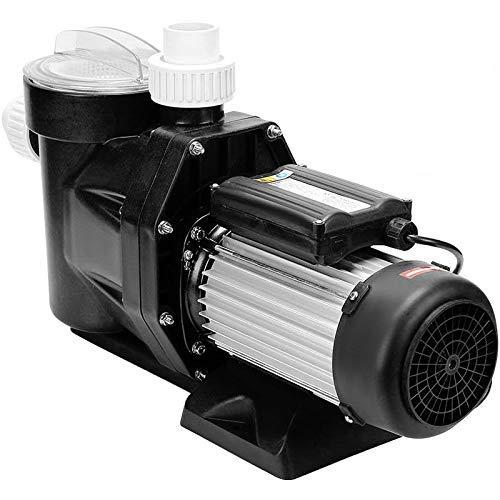 Happybuy Swimming Pool Filter Pump 2.5HP, Inground Swimming Pool Pump...