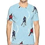 Camiseta Unisex con Estampado gráfico de Verano, Camiseta para Hombre y Adulto de Ci S