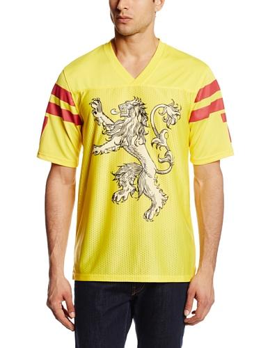Game of Thrones House Lannister Maglia Camicia Multicoloured s