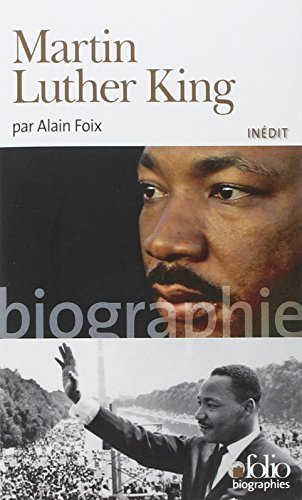 Martin Luther King by Alain Foix (2012-10-18)