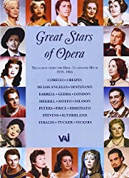 Great Stars of Opera - Telecasts from the Bell Telephone Hour 1959-1966