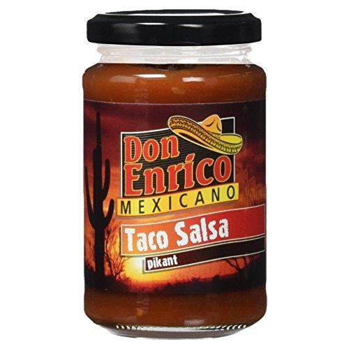 Don Enrico Taco Salsa - pikant, 200 ml