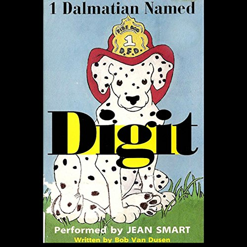 1 Dalmatian Named Digit audiobook cover art
