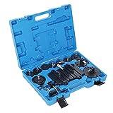 Cocoarm 13 unids/Set Freno de Aire, Freno de Purga de Aire comprimido, Juego de Adaptador de Purga de Freno