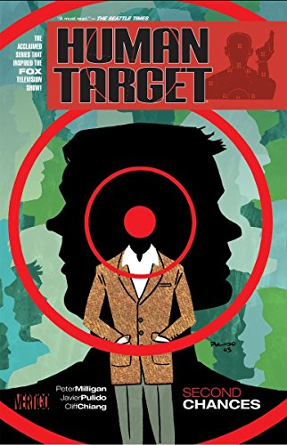 Human Target: Second Chances