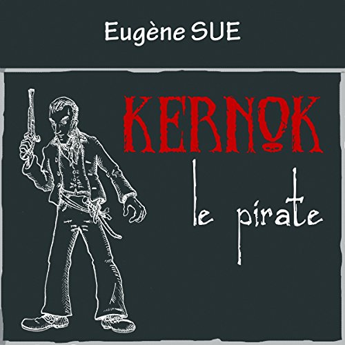 Couverture de Kernok le pirate