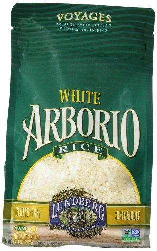 Lundberg White Arborio Rice, 32 Ounce (Pack of 6)