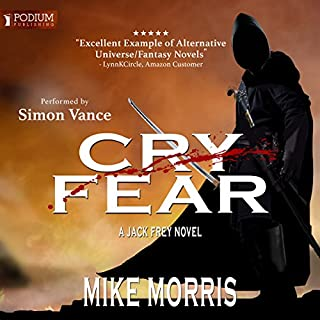 Cry Fear audiobook cover art