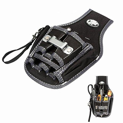 Txyk 9 in 1 Supporto Elettricista Kit cintura strumento strumenti tascabili cacciavite vita Utility