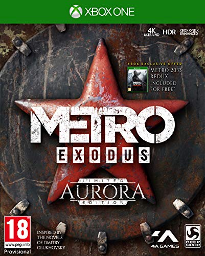 Metro Exodus Aurora Limited Edition (xbox_one) [Edizione: Regno Unito]