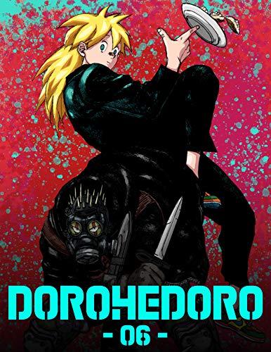 Dorohedoro: Dorohedoro, Vol. 6| Japanese manga and anime series FAN | Hayashida Q. (English Edition)