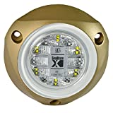 Lumitec SeaBlazeX LED Underwater Boat Light,...