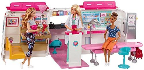 Ambulance de Secours Clinique Soins Médical Barbie - 14