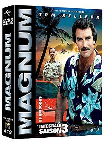 Magnum-Saison 3 [Version Restaurée] [Blu-ray]
