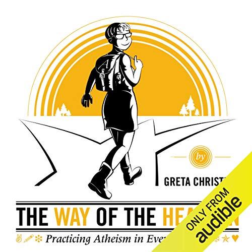 The Way of the Heathen audiobook cover art