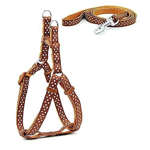 Cuerda de tracción para cinturón, cuerda de tracción regulable, accesorio de entrenamiento, collar de correa surtido, entrenamiento y carreras (marrón)