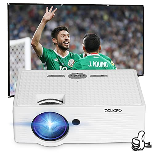 proyector inteligente de la marca ODLICNO