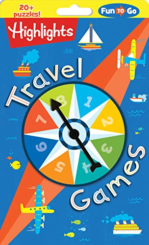 Compare Textbook Prices for Travel Games Highlights Fun to Go  ISBN 9781684379200 by Highlights