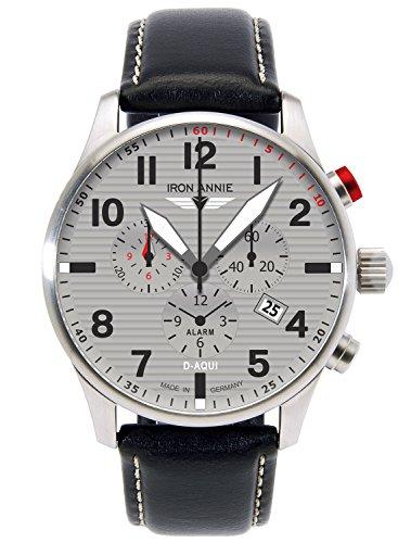 Iron Annie Herrenuhr Alarm-Chronograph D-Aqui 5684-4