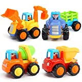 ORWINE Inertia Toy Early Educational Toddler Baby Toy Friction Powered...