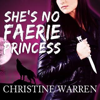 She's No Faerie Princess audiobook cover art