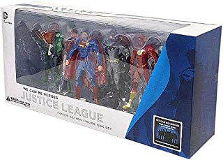DC Comics Justice League New 52 We Can Be Heroes 7 Pack Action Figure